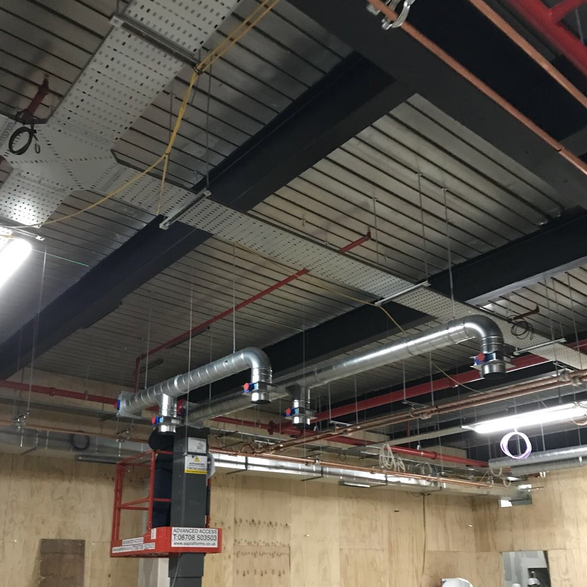 Adidas Flagship Store Westfield London - Ductwork Services (IOW) Ltd 807c61ca1
